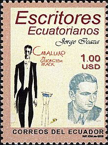 Jorge Icaza 2006 stamp