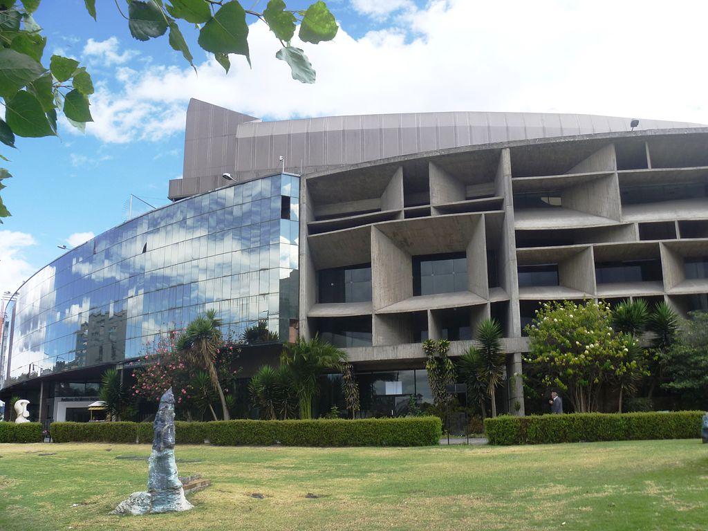 Ecuadorian House of Culture headquarters
