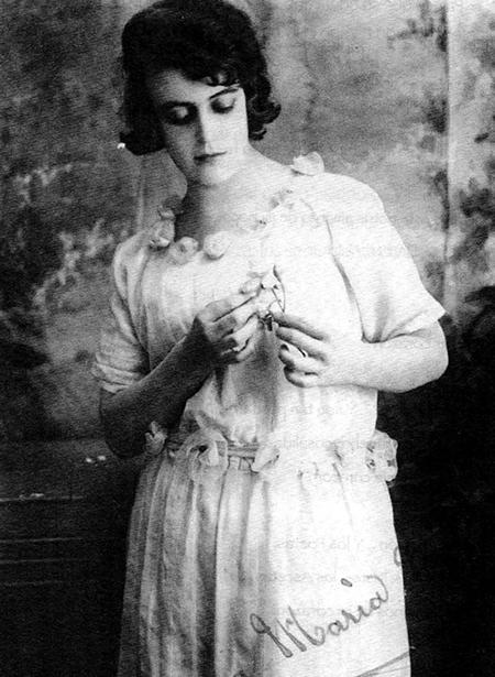 Mary Corylé