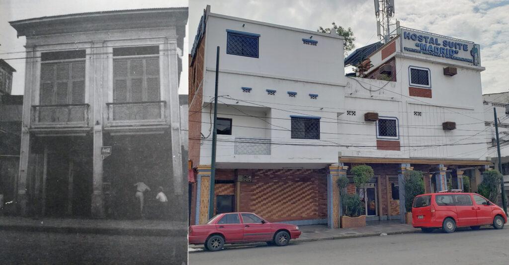 Rosa Amada Villegas house