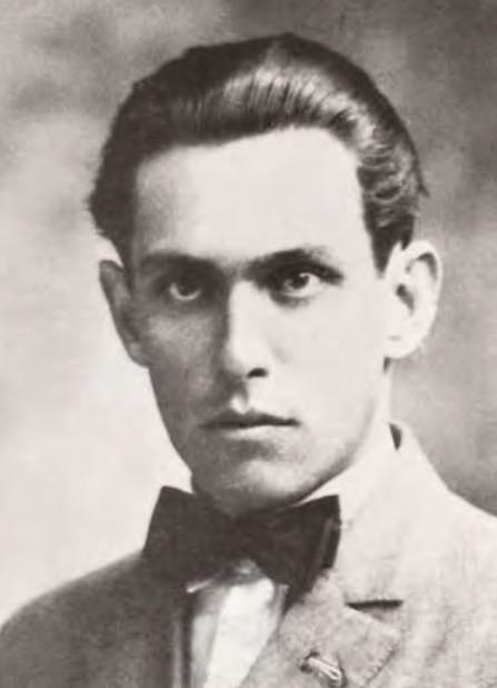 Benjamín Carrión, 1925