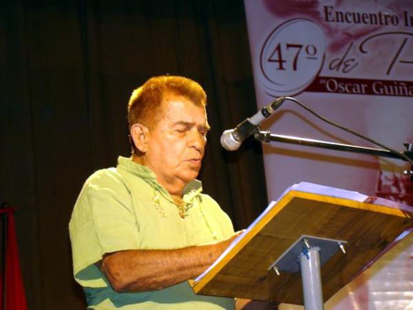 Horacio Hidrovo Peñaherrera