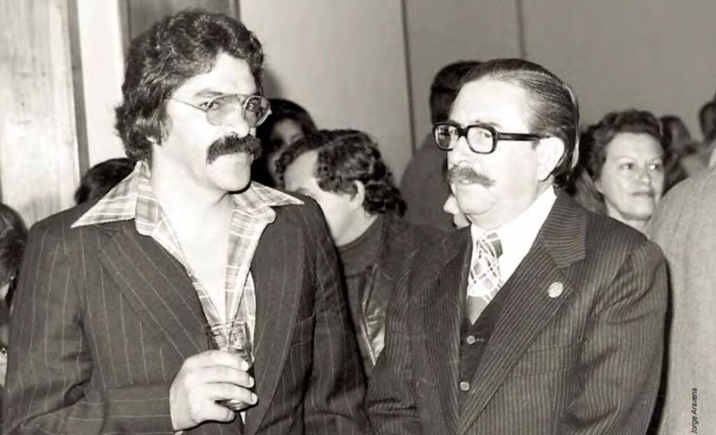 Raúl Pérez Torres y Galo René Pérez, 1970