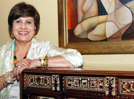 Rosa Amelia Alvarado
