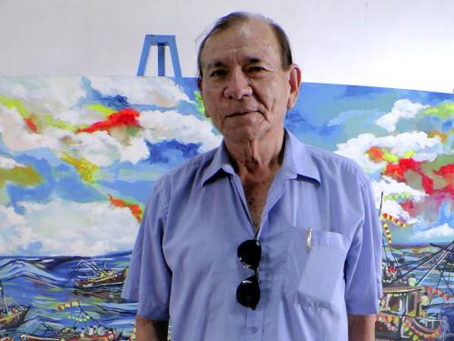Vicente Espinales Tejena