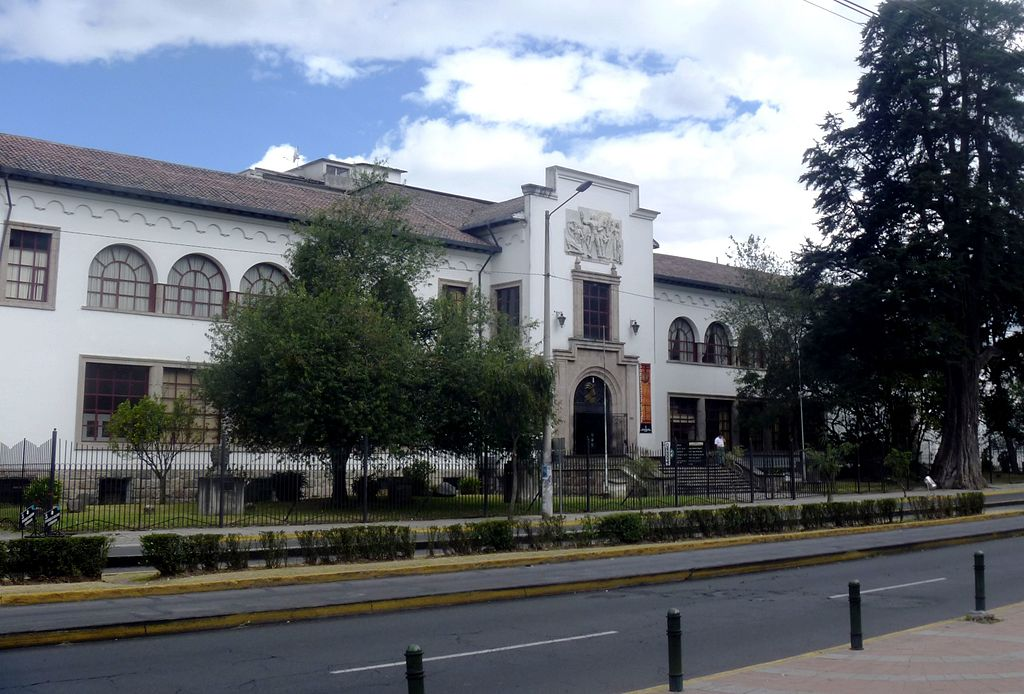 Benjamín Carrión Palace