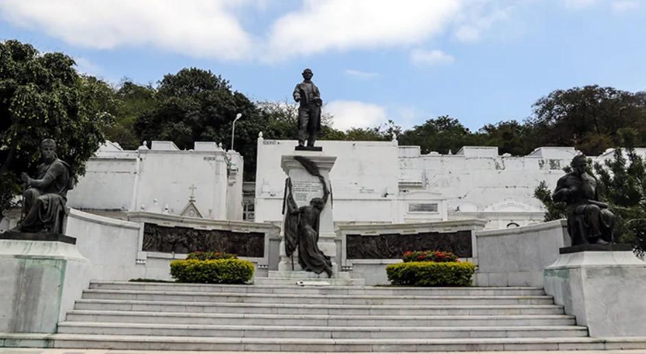 Mausoleum of Vicente Rocafuerte